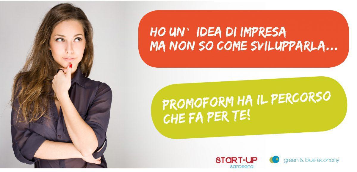 Start up Sardegna