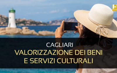 Valorizzazione dei beni e dei servizi culturali