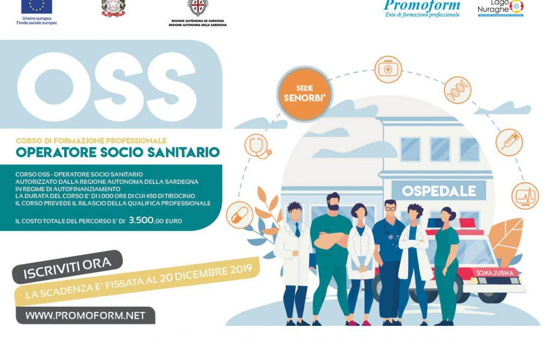 Corso di qualifica per Operatore Socio Sanitario OSS
